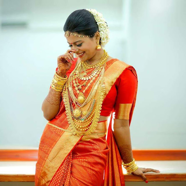 Wedding Hairstyle For Kerala Bride: Kerala Brides Look Gorgeous On Their Wedding Day