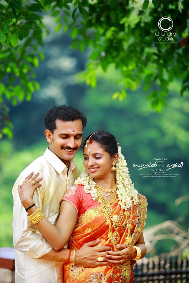 Sunil + Lakshmi - Wedding photos (1)