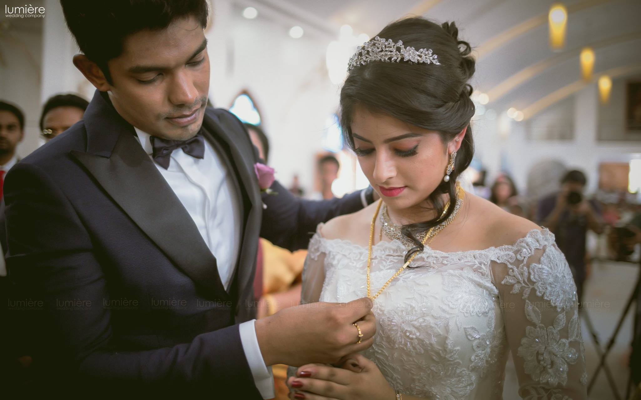Aima Sebastian Wedding Photos