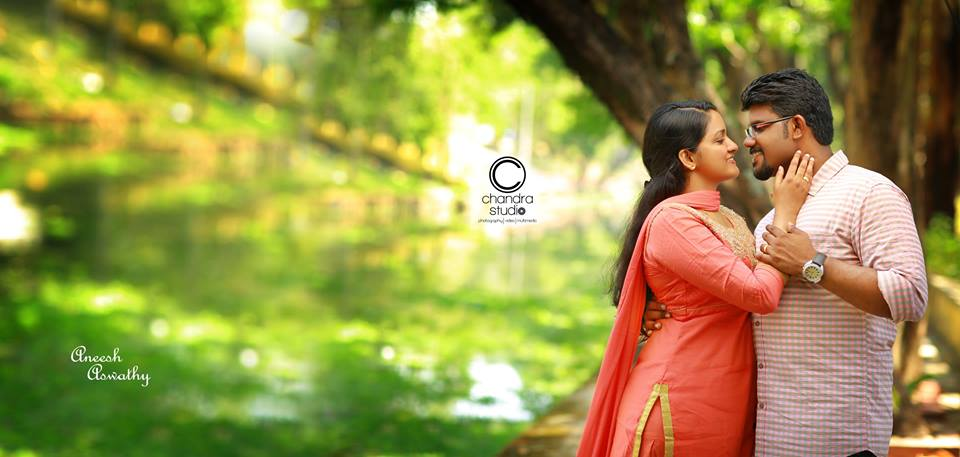 Aneesh + Aswathy Post Wedding Shoot