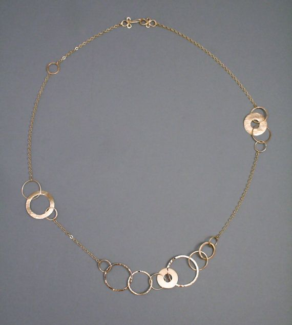 Asymmetrical Chain Links