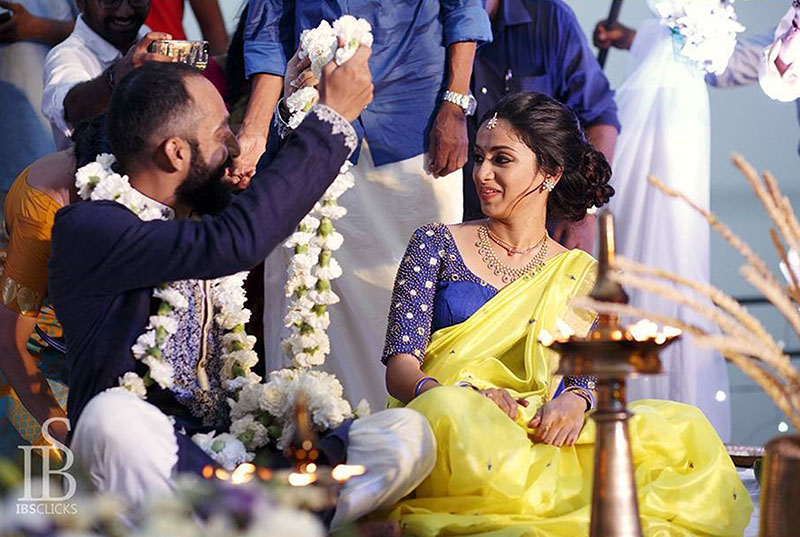 Gauthami Nair Wedding Photos 1