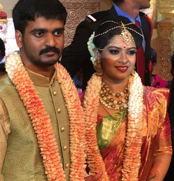 Biju Ramesh's Daughter Megha and Adoor Prakash's Son Ajayakrishnan Wedding Photos