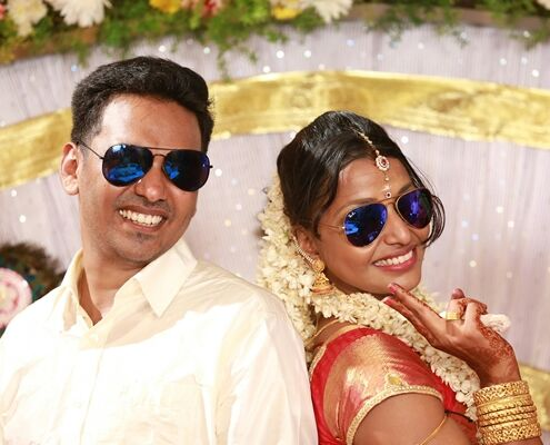 Priya & Tinu Wedding Photos